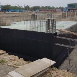 速凝型氯丁橡膠防水材<br>(CBR-201)